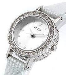 Guess – Elite Silver Tone – Ladies' watch