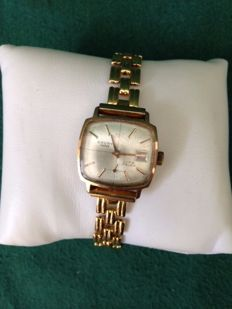 Rare - Cauny Prima Lady Watch C.a. 1950