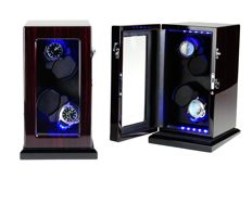 Premium Watch Winder for four automatic watches