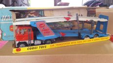 Corgi Toys - Scale 1/48 - Ford Transporter - Car transporter - No.1138