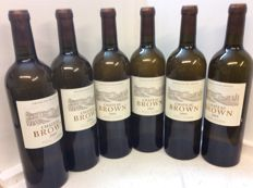 2006 Chateau Brown Blanc, Pessac-Leognan - 6 bottles