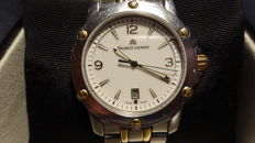 Maurice Lacroix - Tiago- Men's watch- 2001 - 18K gold and steel