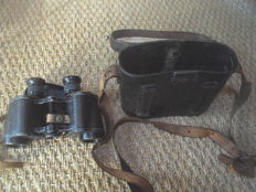 Binoculars carl zeiss jena 6 x 30 Germany WW2