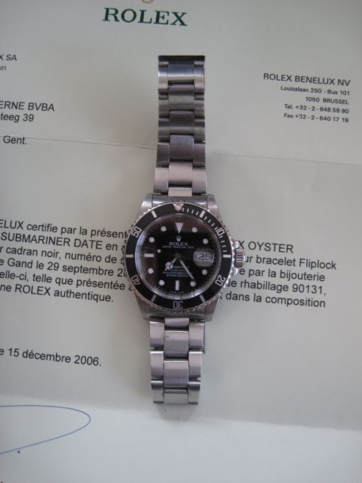 used rolex watches second hand watches buy and sell in the uk rolex submariner date 16610