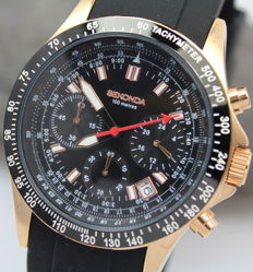 Sekonda – Men's Chronograph Watch – unworn