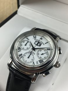 Maurice Lacroix Masterpiece Flyback Annuaire chronograph, automatic, ref.: MP6098 – men's watch