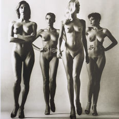 Helmut Newton (1920-2004) - 3 photo books: Work / World Without Men / Private Property