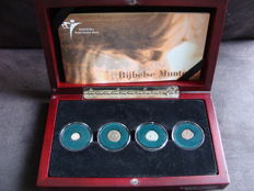 "Late Antiquity – Coin sets ""Biblical coins"" in case"