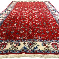 "Tabriz - 288 x 182 cm - ""Finely decorated Persian carpet in beautiful condition"""