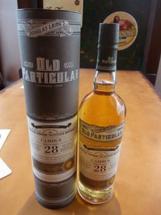 Cambus 28 years old - Old Particular - Douglas Laing