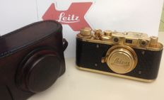 Fed: Berlin Olympiade 1936 WWll Vintage Russian 35mm GOLD Camera EXCELLENT Condition