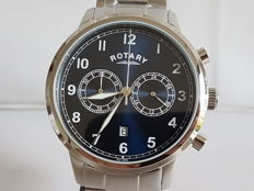Rotary chronograph - wristwatch - new condition and never worn - 2017.