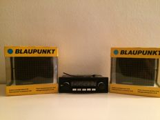 "Classic Blaupunkt  'Frankfurt"" from 1975/1976 with speakers"