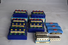 Märklin Z - 7072/8946/7209 - A Lot with 7 control panels - 3 manual signal controls and 3 distribution boards