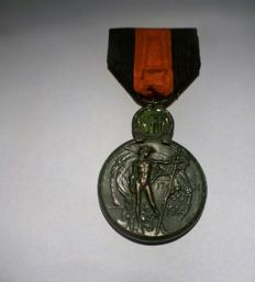 Yser medal October 17. 1914