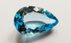 Swiss Blue Topaz – 45.86 ct