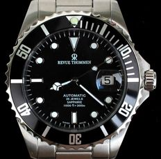 Revue Thommen, XL Diver Automatic, modern, as new, men, 2011-present
