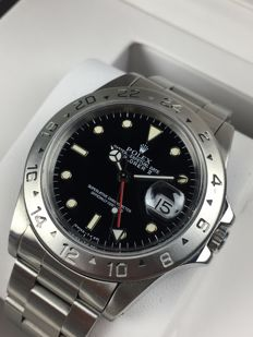 Rolex Explorer II Automatic, reference: 16570 – men's watch.