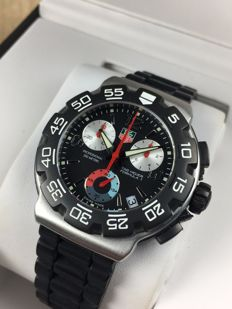 TAG Heuer F1 Chronograph CAC1110-1 – men's watch