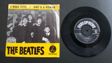 """Beatles - 7"""" collection from 8 Singles in original picture sleeves"""