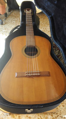Framus classical guitar model 5/26 - year 1964