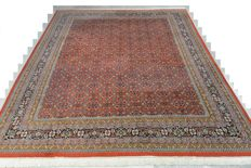 A very high-quality, hand-knotted Oriental carpet - Bidjar - 313 x 254 cm. End of the 20th century