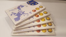 Germany – Euro coins, 2003 (8 coins)