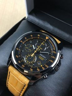 Seiko Flightmaster chronograph, reference: SNDD69P1 – men's watch