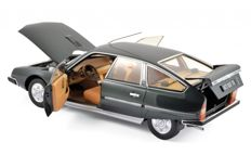 Norev - Scale 1/18 - Citroën CX 2200 Pallas 1976 - Green metallic