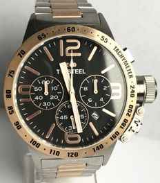 TW Steel, Chronograph Date Watch.