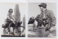 Unknown/ACME News - Ruth Orkin - Michael Rougier - Chicago - 1939 & Korea - 1951