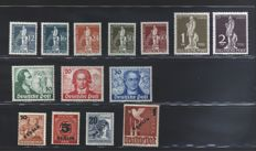 Germany, Berlin - Several series, as indicated - Michel catalogue nos. 35/41, 61/63, 64/67