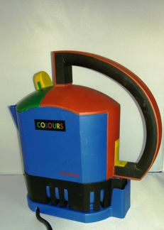 Colourful water boiler Inventum Colours