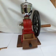 Elma Spanish style coffee grinder