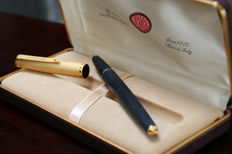 Aurora special gift set new with fountain pen, 5 fillings in special gift box