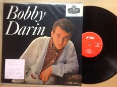 Bobby Darin---Lot 8 LP's .1x 1958 -  2x 1959  - 1x 1960  -  4x 1961.  These old records are seldom for sale.