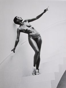 Helmut Newton - Special Collection - In my Studio - Paris - 1978