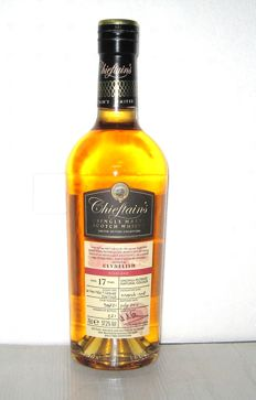 Clynelish 17 Years Old- Highland - 70cl. - 57,2% - Chieftain's