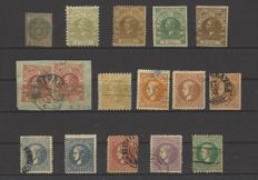 Serbia 1866 1880 and Croatia 1941 1944 Selection