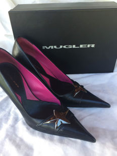 Thierry Mugler - High Heels.