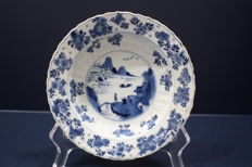 Hooded seal bowl - China - early 18th century, Kangxi period