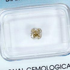 Light Champagne Diamond – 0.56 ct