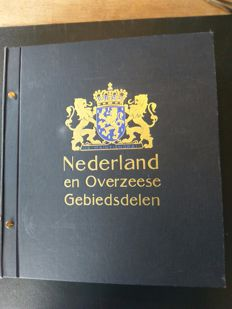 The Netherlands Overseas 1870/1980 – Collection in Davo album