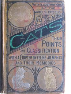Gordon Stables - Cats. Their points and classification - 1876