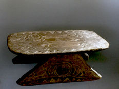 Ancient initiation stool - MIDDLE SEPIK - Papua New Guinea