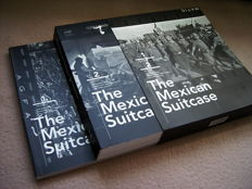 Photography; Robert Capa, David Seymour & Gerda Taro  - The Mexican Suitcase - 2010