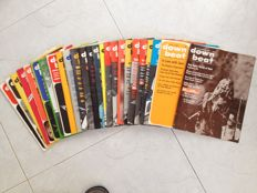Down beat: All 25 Volumes for 1968, Almost like new