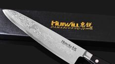 "Huiwill 9""inch- Japanese Takeful 67 layers VG10 Damascus stainless stel kitchen chef knife/Japanese Professional Chef knife"