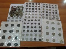 Kingdom of Italy – Lot of 267 coins
