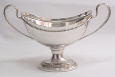 Antique Silver Plated Tureen - Late 19th Century